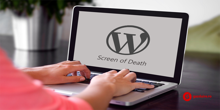 WordPress-Screen-of-Death
