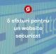 website securizat